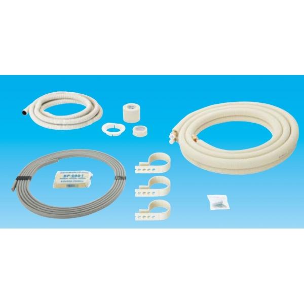 フレア加工済み空調配管セット(ケース単位販売) SPH-F247(5個入) コイル条長(m):7