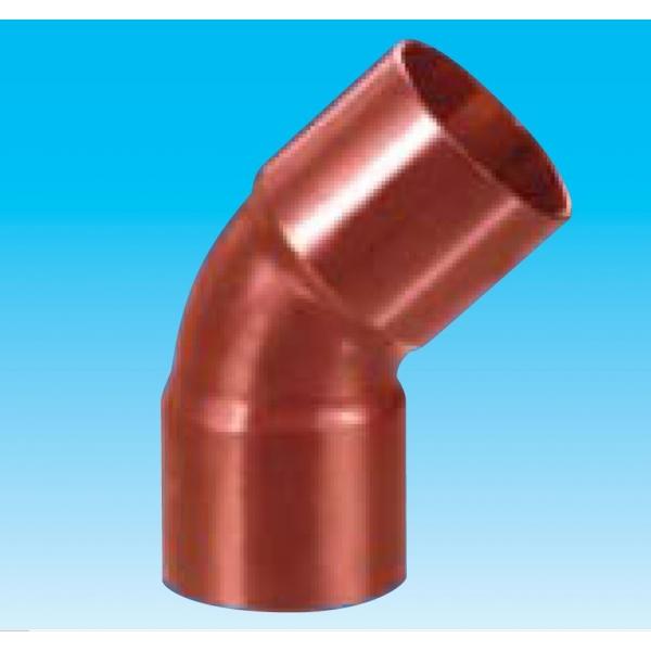 返品送料無料 因幡電機産業 割引も実施中 45°エルボA銅管接合部基準径 めす :25.40 コードNo.:80192 45°エルボA 銅管接合部基準径 45EA2540
