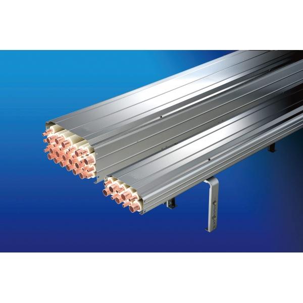【因幡電機産業】RDダクト材質:ステンレス、長さ(m):0.5、幅(mm):300、高さ(mm):131 RDダクト RD-300-05-D-SUS 材質:ステンレス、長さ(m):0.5、幅(mm):300、高さ(mm):131 コードNo.:86603