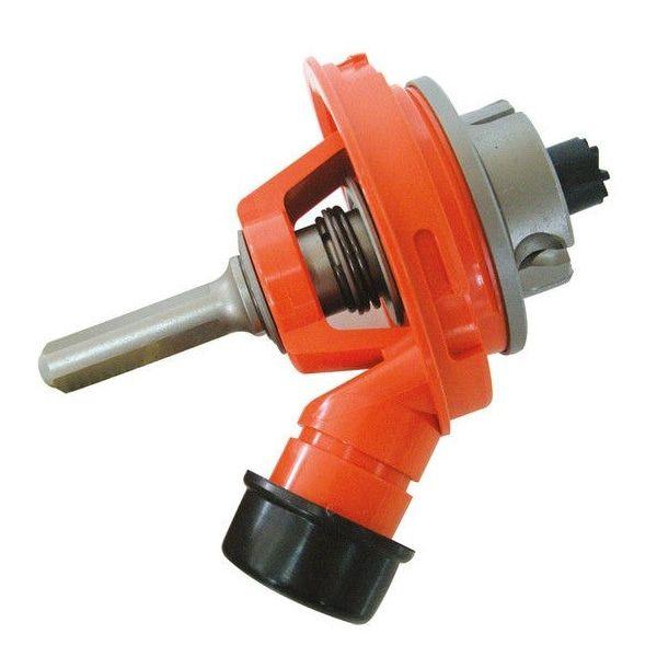 集塵Sシャンク SDSプラス PCSKSSR 集塵ホースアダプター・ゴム栓付属 SDSプラスシャンク
