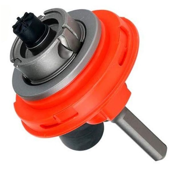 集塵Lシャンク PCSKLS 集塵ホースアダプター・ゴム栓付属 13mmストレートシャンク