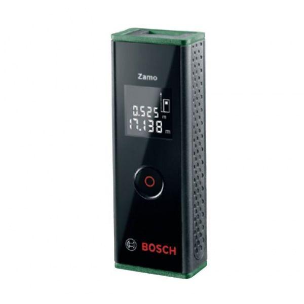 ボッシュ レーザー距離計ZAMO 3本体+テープアダプター+ホイールアダプター レーザー距離計 定価 訳あり商品 SET ZAMO