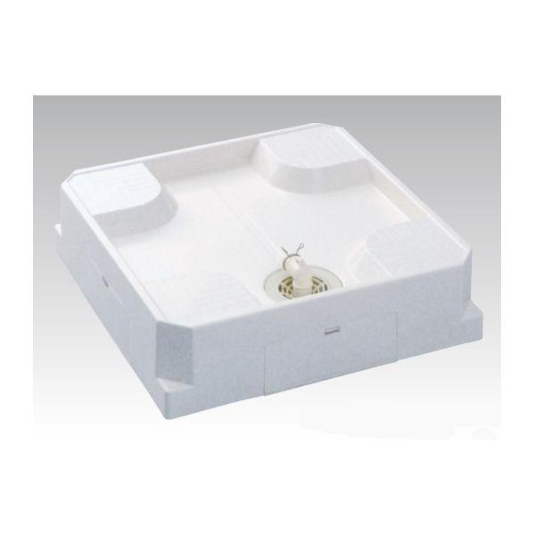 ベストレイ 64 床上点検タイプ 洗濯機パン USB-6464SNW