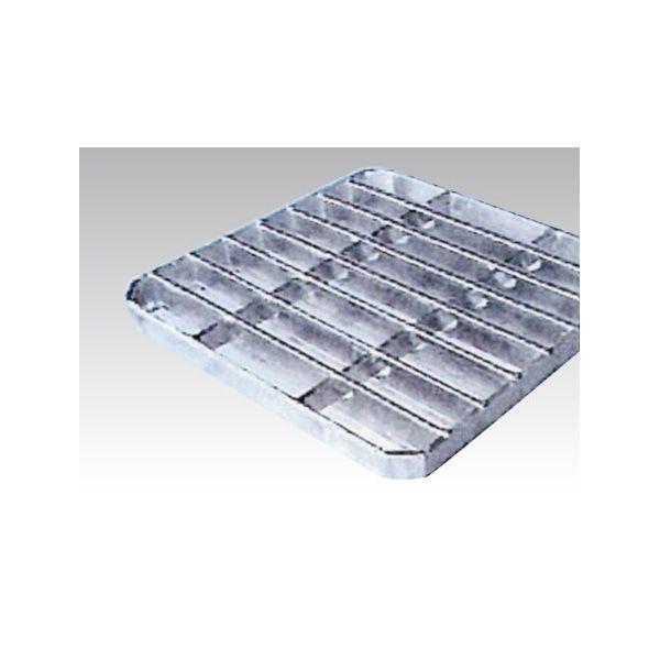 アウス 期間限定で特別価格 グレーチング内幅×外幅×高さ mm :600×570×50 会所ます用グレーチング 14-50 送料無料 内幅×外幅×高さ ノンスリップ F-WTP-X 並目タイプ
