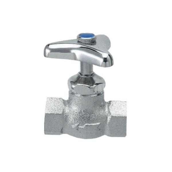 カクダイ 屋内止水栓呼径:13 B型甲止水栓 呼径:13 7851-13 出群 直営限定アウトレット :