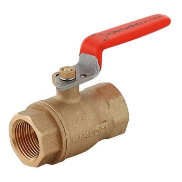 カクダイ 日本未発売 配管用ボールバルブ呼径:11 2インチ ボールバルブ 呼径:11 651-001-40 セール 呼径:40