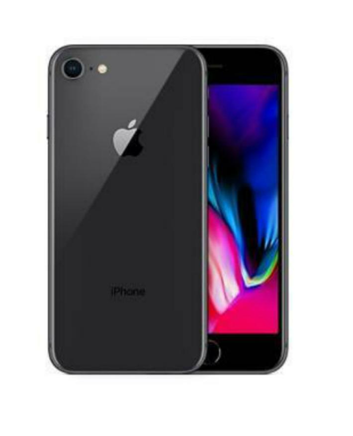 [新品] Apple iPhone8 64GB SIMロック解除済 スペースグレー MQ782J/A 4547597992203