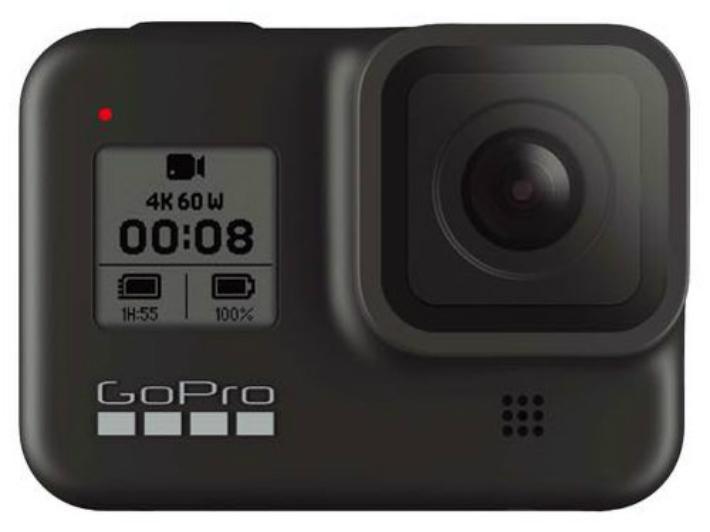 【5%還元対象】[新品] GoPro ゴープロ HERO8 BLACK CHDHX-801-FW 4936080894801