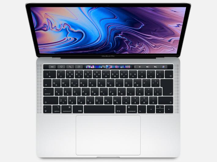 【5%還元対象】[新品] Apple アップル MacBook Pro Retinaディスプレイ 2400/13.3 MV9A2J/A [シルバー] 4549995072327