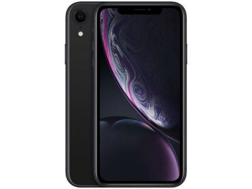 Apple iphoneXR 128GB SIMロック解除済 ブラック