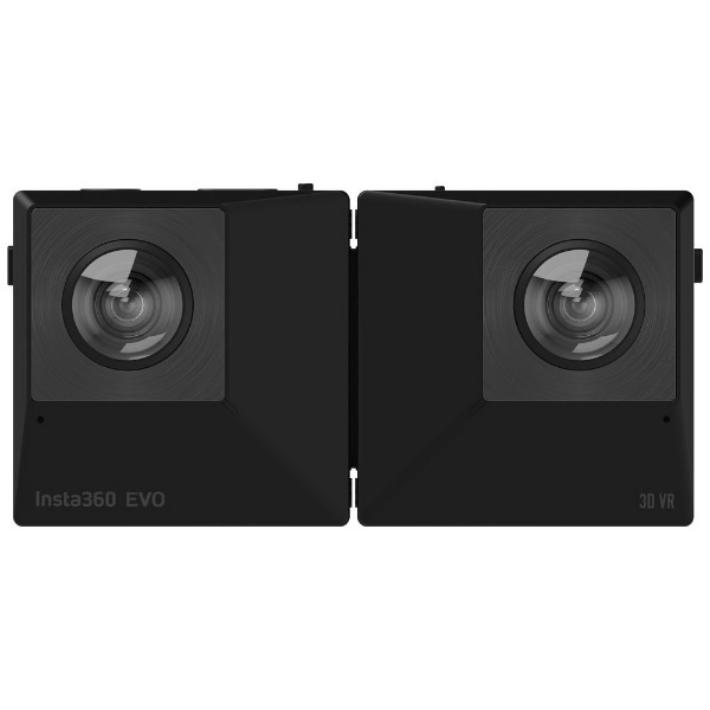 【5%還元対象】[新品] Shenzhen Arashi Vision Insta360 EVO CINEVOX/A インスタ360エボ 0842126101045 3Dカメラ