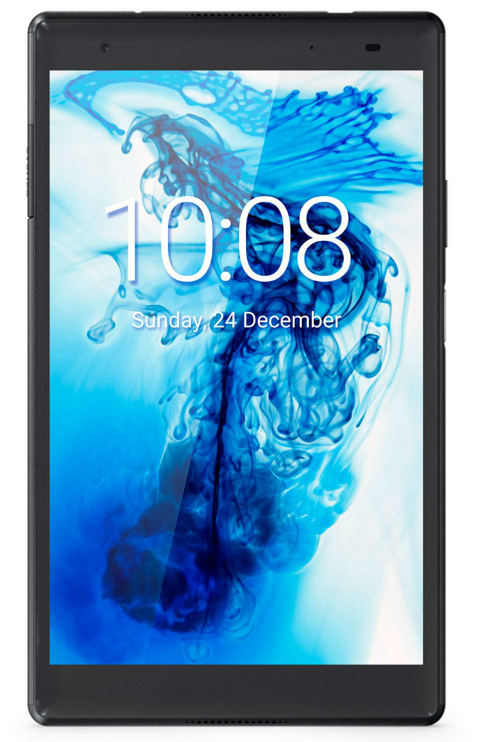 【5%還元対象】[新品] Lenovo レノボ Tab4 8 Plus LTEモデル 8インチ 4GB 64GB オーロラブラック ZA2F0135JP 4589701582887 タブレットPC