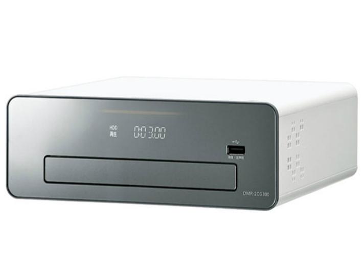 [新品] Panasonic パナソニック おうちクラウドディーガ DMR-2CG300 4549980266601 ブルーレイレコーダー 3TB 6番組同時録画