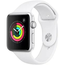 【5%還元対象】[新品] Apple Watch Series 3 GPSモデル 42mm MTF22J/A [ホワイトスポーツバンド] アップルウォッチ 4549995043488