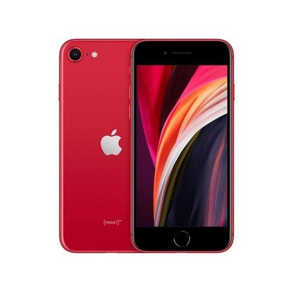 [新品] Apple アップル iPhone SE (第2世代) 128gb 赤 Apple/アップル アイフォン MXD22J/A 4549995128475