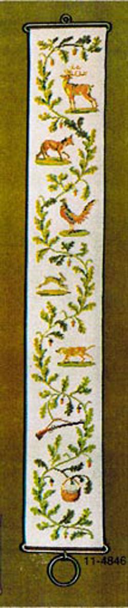 フレメ クロスステッチ 刺繍キット 【ハンティング】動物 デンマーク 輸入ししゅうキット