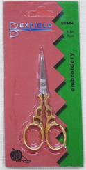 送料込 ボヌールデダーメからの輸入刺繍用はさみ 糸切りはさみ 送料込