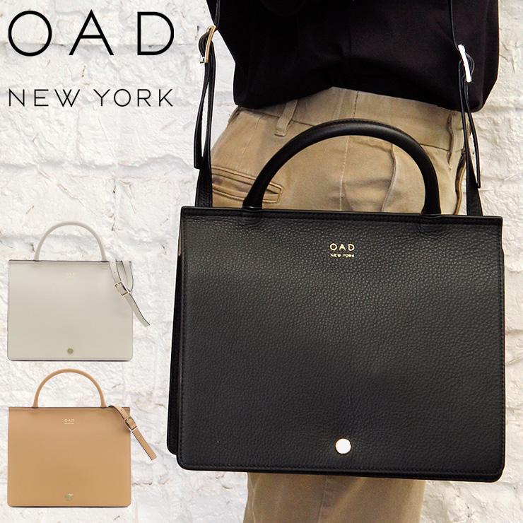 a2c451d5e76e ワンハンドル ショルダーバッグ 斜めがけバッグ 女性用 スクエアバッグ 皮 カバン 鞄 OAD NEW