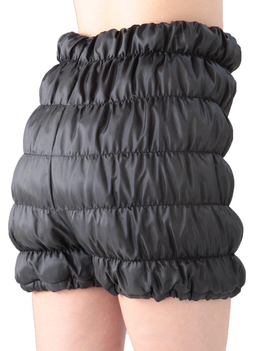 冷える夜のポカポカにもオーラ岩盤腹巻丈かぼちゃパンツ 送料無料♪★ゴムが入っていて伸び縮みするからお腹周り・ふとももにしっかりフィット♪★お腹・腰周り、そけい部(ももの付け根)の冷え対策にオススメです♪