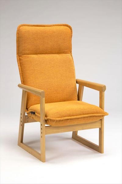 らくらく椅子 高座椅子 楽々イス リクライニングチェアー ひだまりLサイズ 24パターンの中からお好きなタイプが選べるセミオーダー式 ラクラク椅子【送料無料】【smtb-k】【HLS_DU】