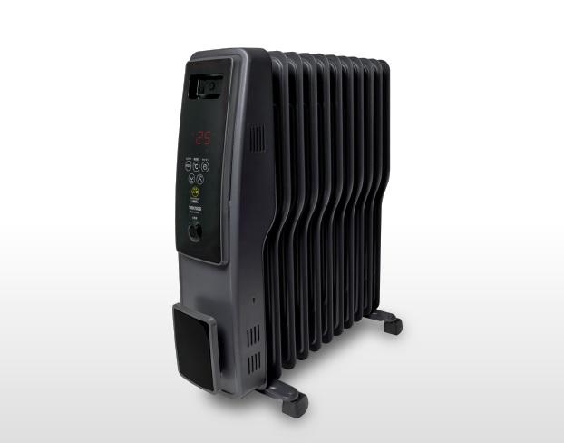 テクノス オイルヒーター TOH-D1102K    暖房 ヒーター