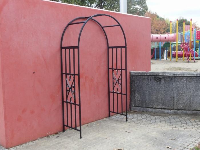 ガーデンアーチ ハンティドン    ガーデニング 園芸 エクステリア パーゴラ 庭づくり 造園