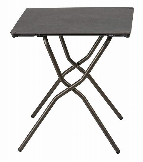 ラフマ Lafuma テーブル エニータイムテーブル 68x64 ANYTIME TABLE LFM2714