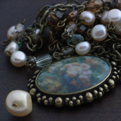 【en route/アン・ルート】 new/ Maia necklace