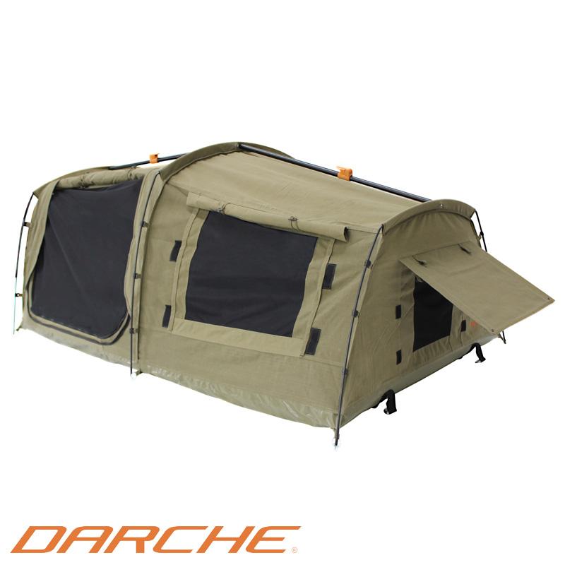 【DARCHE 正規品】DIRTY DEE900 テント 5点自立型 テント 防水加工 DARCHE TOKYO 収納バッグ付き overland オーバーランド シングルキャンプ ソロキャンプ 本格的 豪州発信のキャンプスタイル