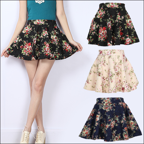 Skirt Flower Design - Flowers Ideas