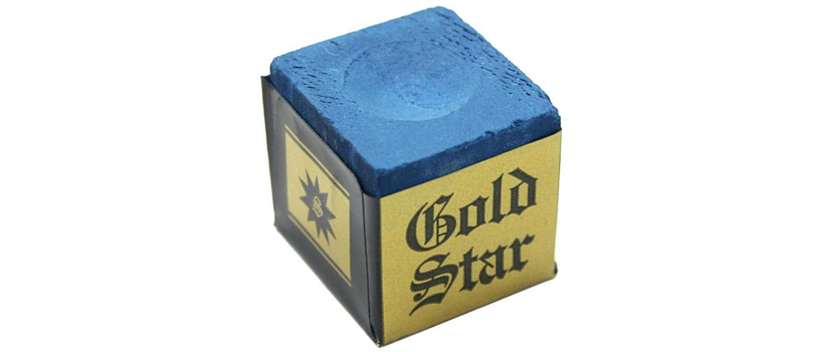 ビリヤードチョーク ビリヤード用品 ゴールドスターチョーク 休日 1個 全国どこでも送料無料