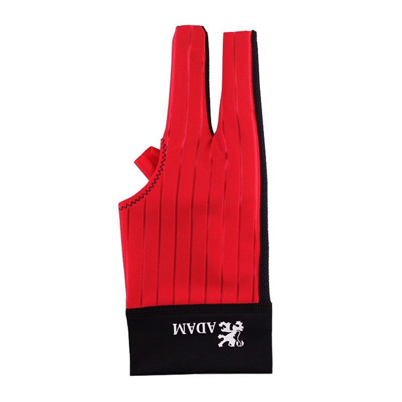 ビリヤード アダム ビリヤードグローブ Adam グローブ レッド 右利き用 格安激安 Glove Red ついに再販開始 RH M