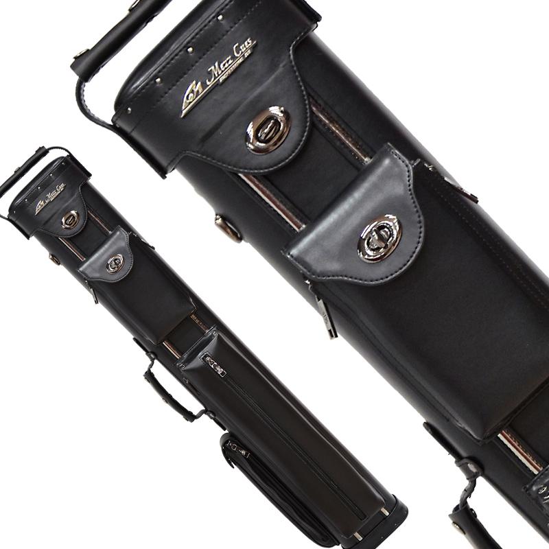 ビリヤード キューケース MEZZ メッヅ GMC 3B5S ブラック (ビリヤード キュー ケース MEZZ ハードケース)