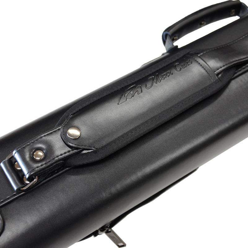 台球杆情况MEZZ GMC 3球棒5轴黑色/碳(Cue Case GMC-35KC)