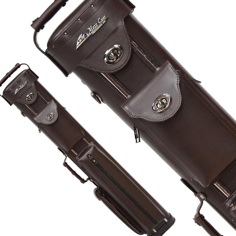 ビリヤード キューケース MEZZ メッヅ GMC 3B5S ブラウン (ビリヤード キュー ケース MEZZ ハードケース)