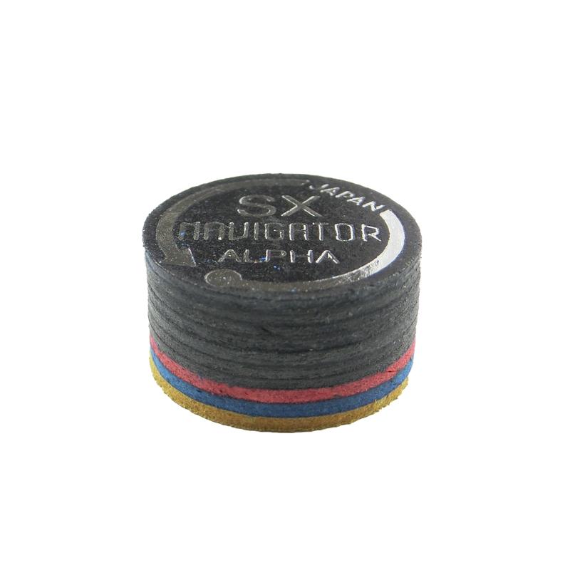 ビリヤードタップ BILLIARDS TIP ストアー タップ ビリヤード用品 ナビゲーターアルファ NAVIGATOR SX 積層タップ 激安通販 ナビゲーター