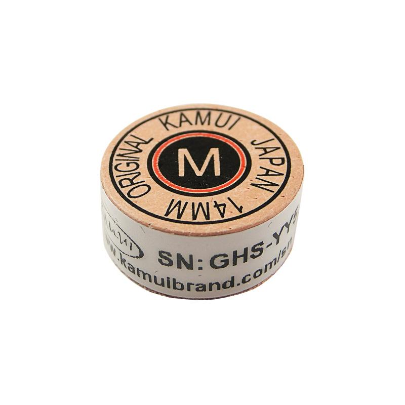 ビリヤードタップ セール商品 BILLIARDS TIP カムイ タップ 海外輸入 M オリジナル ビリヤード用品 14mm
