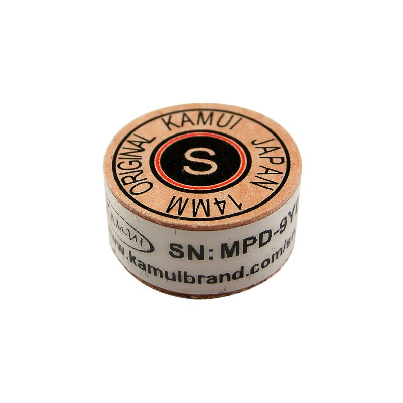 ビリヤードタップ BILLIARDS TIP カムイ 限定価格セール タップ ビリヤード用品 14mm S 期間限定 オリジナル