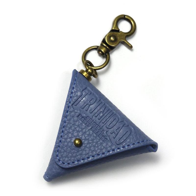 ダーツ 定番スタイル 安全 チップ ケース トリニダード TRIANGLE ダーツケース ブルー BLUE トライアングル TRiNiDAD チップケース