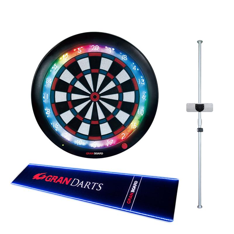 billiards and darts er sports dart board granboard3 blue amp dart