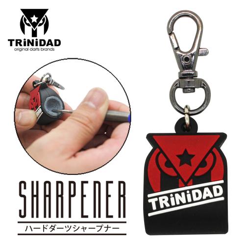 DART SHARPENER - TRiNiDAD - Sharpener for STEEL Darts