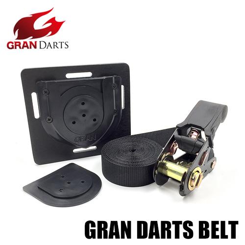 GRAN DARTS BELT豪华镖皮带(不可)