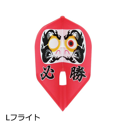 DARTSLIVE card Special Pack flight L Dharma doll in red (/5 bird)