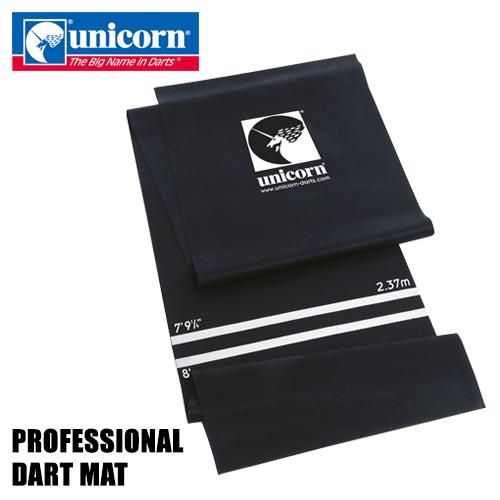 ダーツ unicorn PROFESSIONAL DARTMAT ダーツマット 86055