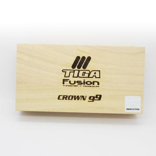 飞镖桶蒂加岛 (蒂加岛) 融合 Crown99 (非 post 飞行)