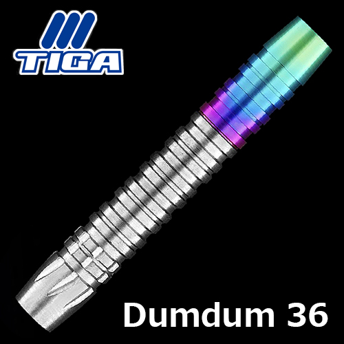 飞镖桶蒂加岛 (蒂 (蒂加岛) 加岛) 融合 Dumdum36 (Dum Dum 36) (非员额飞行)