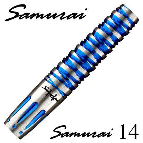 ダーツ バレル Samurai(サムライ) Samurai 14 (メール便不可)