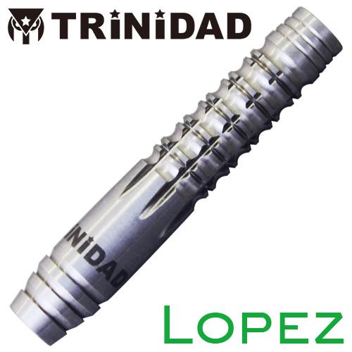 ダーツ バレルTRiNiDAD Lopez トリニダード ロペス (メール便不可)