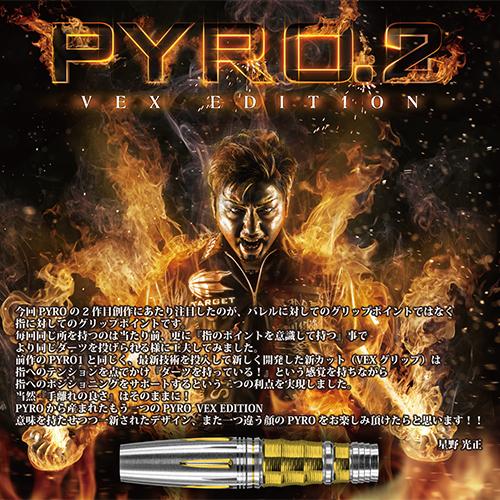 目标飞镖火法 2 PYRO.2 烦恼版星野光加模型