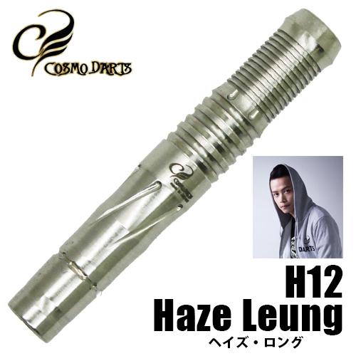 ダーツバレル コスモダーツ H12 Haze LEUNG モデル (メール便不可)